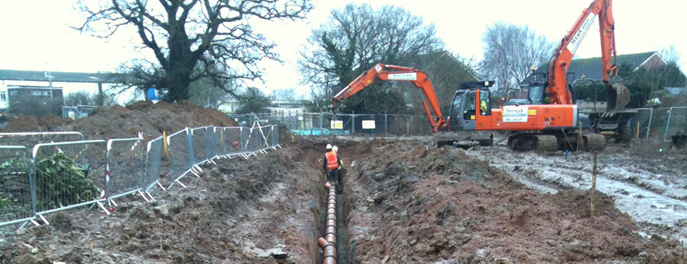 Land Surveyors and Site Engineers construction industry Hampshire